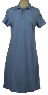 Ralph Lauren short dress Blue Sport Womens on Tradesy