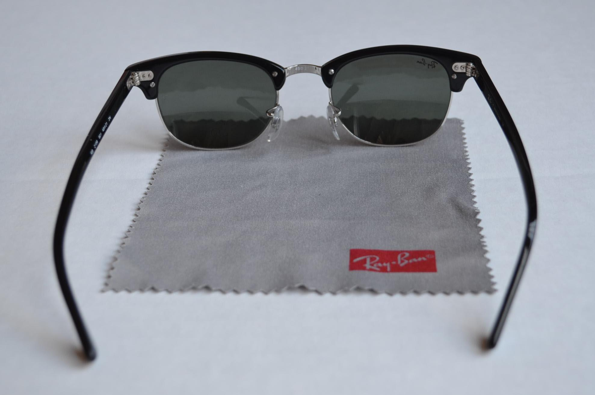 c87c47d906 ... 50% off ray ban clubmaster classic rb2156 901 c4c64 6582f