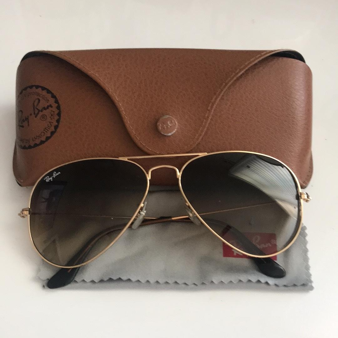 e9f7f3cc74e40 ... sale ray ban aviator light brown gradient. 1234567 c8349 0ded7