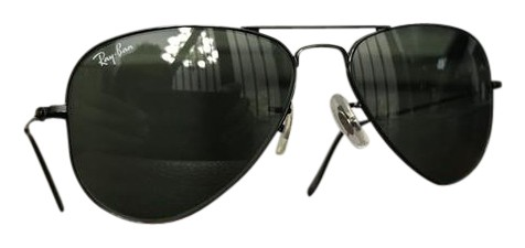 35d6fce169 ... coupon for ray ban classic black aviator small rb3044 l2848 sunglasses  tradesy af3b1 dcba4