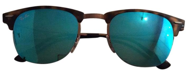 clubmaster tortoise  ray ban clubmaster tortoise brown lens