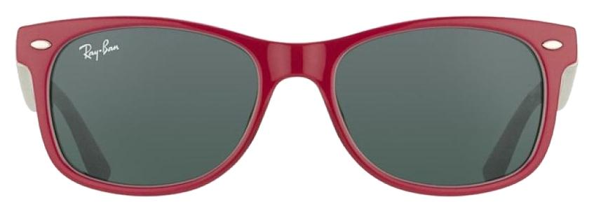 red wayfarer sunglasses uqw9  Kids New Wayfarer Sunglasses RJ9052S, Berry Red/Grey,