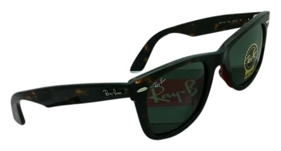 1bb5358062 low price ray ban plastic tortoise wayfarer with crystal green lenses d8ed9  2f3d5