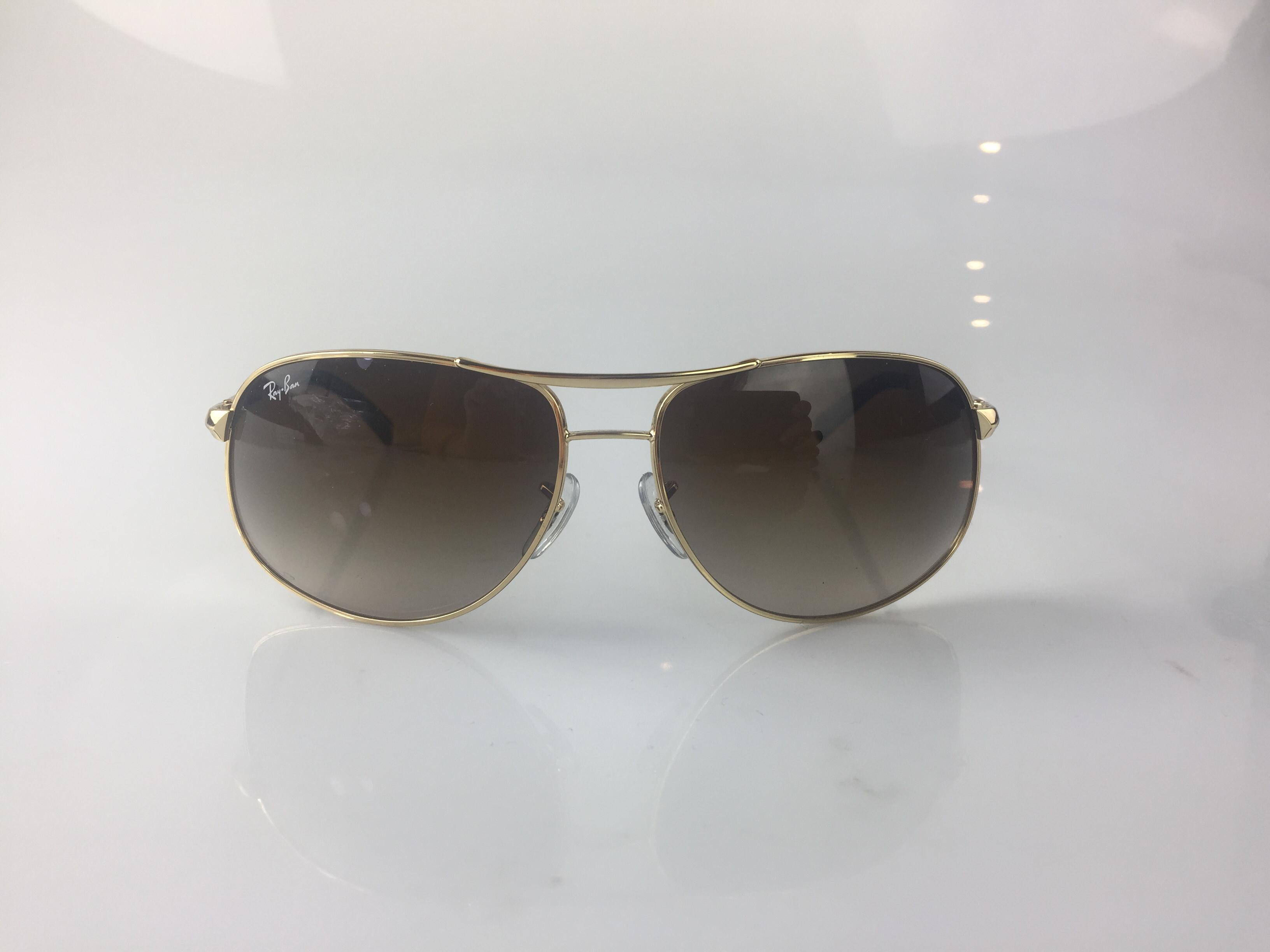 b61567a1a1 ... coupon code for ray ban rb 3387 sunglasses tradesy 76499 fb9be