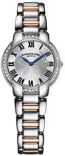 Raymond Weil Raymond Weil Jasmine Diamond Ladies Watch 5229-s5s-01659