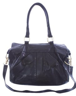 Rebecca Minkoff Leather Satchel Cross Body Bag