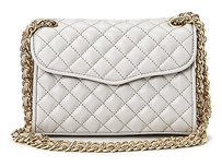 Rebecca Minkoff Putty Quilted Cross Body Bag