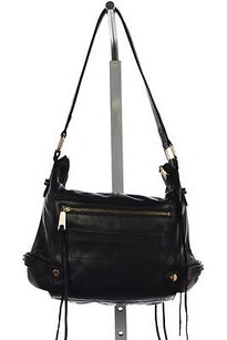 Rebecca Minkoff Womens Leather Handbag Shoulder Bag