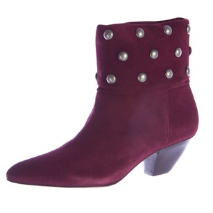 Rebecca Minkoff Womens Red Boots