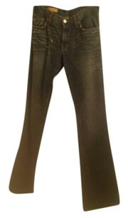 Red Engine Gucci Chanel Pants Shoes Boot Cut Jeans-Medium Wash