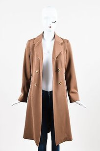 RED Valentino Camel Wool Coat