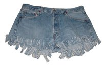 Reformation Denim Shorts