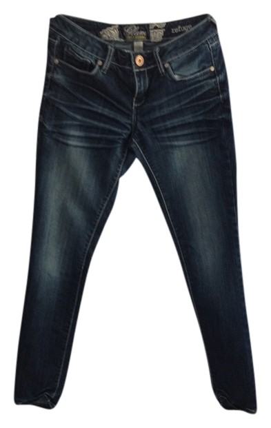 Where are Refuge brand jeans sold?