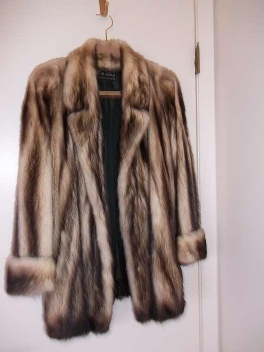 Revillon Furs  Saks Fifth Ave