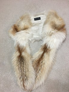Revillon Paris.London.New York Revillon Fox Fur Stole