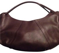 Robert Clergerie Leather Hobo Bag