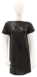 Robert Rodriguez Sequin Shift Dress