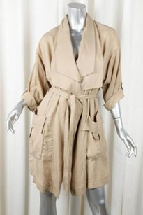 Robert Rodriguez Womens Trench Coat