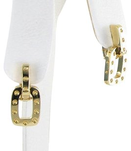 Roberto Coin Roberto Coin Pois Moi Earrings Drop Door Knockers 18k Yellow Gold