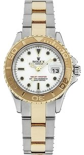 Rolex Rolex Yachtmaster 169623 18K Yellow Gold & Stainless Steel Ladies Watch