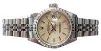 Rolex Ladies Rolex Oyster Perpetual Date Stainless Steel