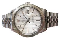 Rolex Mens Rolex Oyster Perpetual Datejust Thunderbird Stainless Steel Watch C1979
