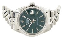 Rolex Oyster Perpetual Datejust Green Dial Year 1979