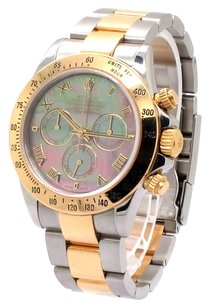 Rolex Rolex Cosmograph Daytona 18K Yelllow Gold and Steel Men's Watch