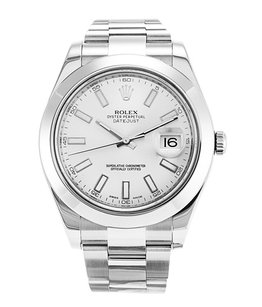 Rolex Rolex Datejust II Stainless Steel Silver Dial Men's Automatic Watch