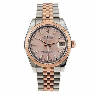 Rolex Rolex Datejust - Lady - Two Tone - Rose Gold - Watch - 178271