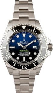 Rolex Rolex Deepsea Sea-Dweller Watch 116660