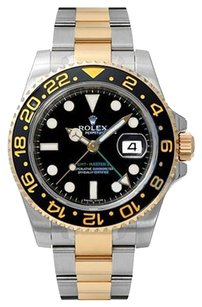 Rolex ROLEX GMT MASTER II 116713 LN STEEL AND YELLOW GOLD MEN'S WATCH (Brand New)