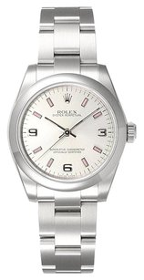 Rolex Rolex Ladies Oyster Perpetual No Date Stainless Steel Watch 17200