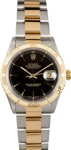 Rolex Rolex Men's DateJust Thunderbird Turn-O-Graph Watch 16263