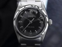 Rolex Rolex Oyster Precision 6466 Manual Wind Boy Stainless Steel Watch Rx4067