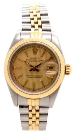 Preload https://item5.tradesy.com/images/rolex-silver-gold-datejust-18k-yellow-and-stainless-steel-ladies-watch-2008454-0-0.jpg?width=440&height=440