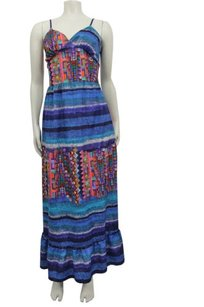 Blue Maxi Dress by Romeo & Juliet Couture Nowt