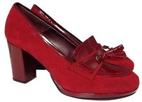 Sacha London Classics Red Pumps