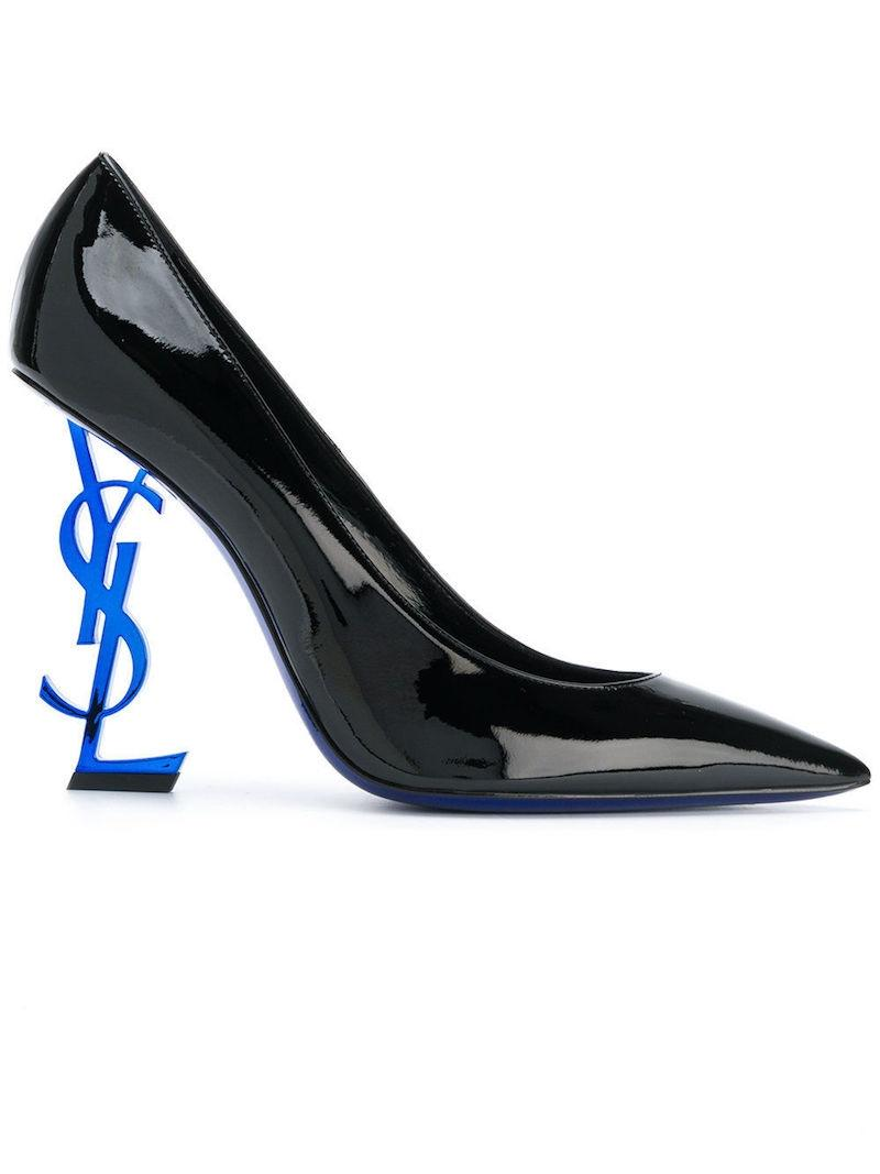 Yves Saint Laurent Patent Leather Pumps popular for sale buy cheap with paypal clearance cheapest price websites online 6PapmN9bV