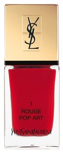 Saint Laurent New red pirate nail vernis