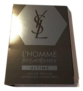 Saint Laurent YSL Yves Saint Laurent L'Homme Ultime Eau de Parfum EDP For Men