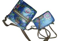 Sakroots Cute Floral Strap Cross Body Bag