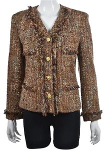 Saks Fifth Avenue Basic Multi-Color Jacket