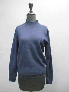 Saks Fifth Avenue Folio Collection Long Sleeve Stretch Sm5711 Sweater
