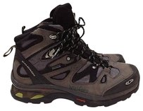 Salomon Hiking Trail Gray Boots