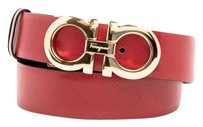 Salvatore Ferragamo Authentic Women's Salvatore Ferragamo Reversible Belt New