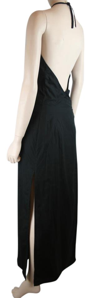 Full Length Backless Dress