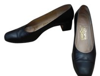 Salvatore Ferragamo Extra Narrow 2aa BLACK Pumps