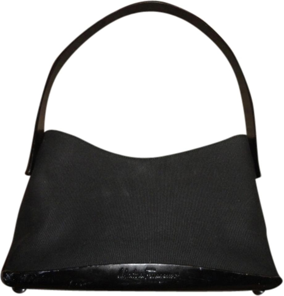 Salvatore Ferragamo Black 92% Off - Salvatore Ferragamo Hobos ...