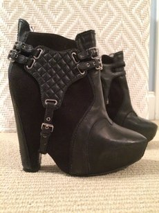 Sam Edelman Zoe Ankle Boot Black Boots